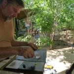 Maleri i Chobe