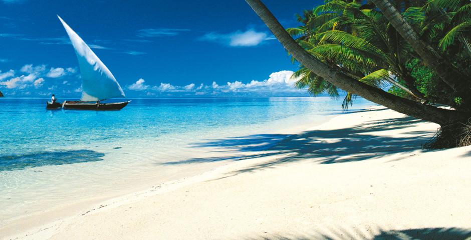 De hvideste strande i Afrika