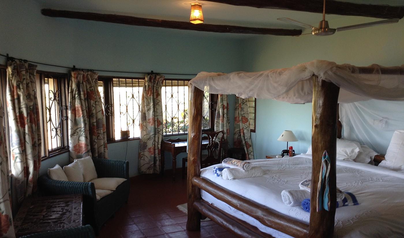 SIMBA Master bedroom