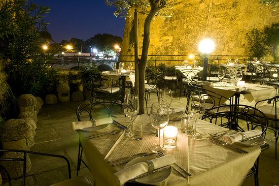 Restauranter med atmosfære