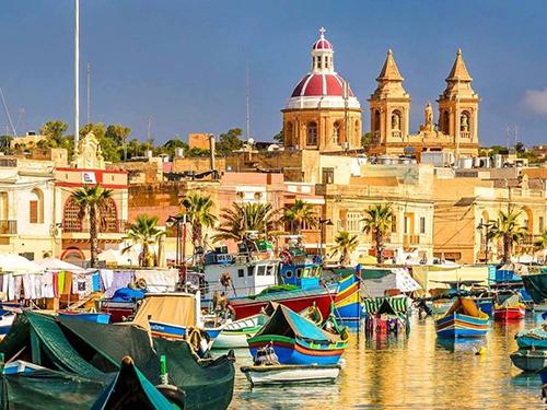 Valletta Maltas hovedstad